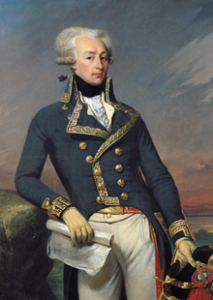 Marquis de Lafayette Headshot