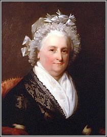Martha Washington Headshot