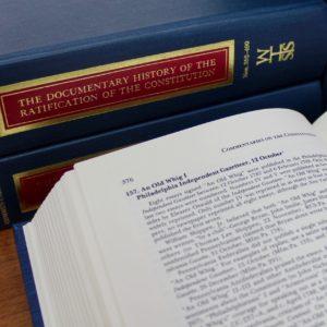 photo of DHRC volumes