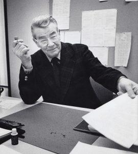 Prof. Merrill Jensen