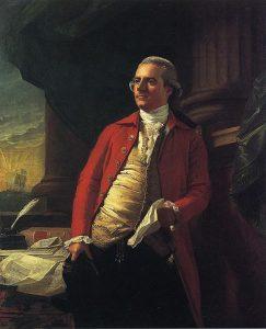 Elkanah Watson (1782) by John Singleton Copley
