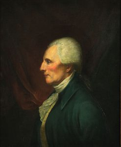 Portrait of Richard Henry Lee by Charles Willson Peale