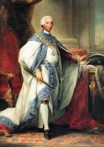 His Most Catholic Majesty—Charles III of Spain