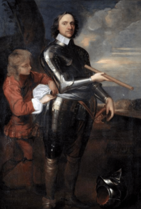 Oliver Cromwell, Lord Protector of the Commonwealth