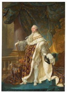 His Most Christian Majesty—Louis XVI of France